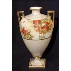 """Nippon 8-1/2"""" Bolted Urn - Unusual Embossing #2384934"""
