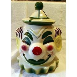 Clown Cookie Jar Made in U.S.A. #2384950