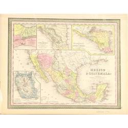 Mexico and Guatamala #2384960