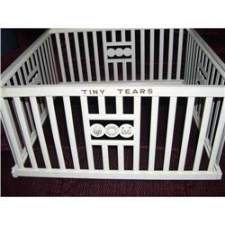 18 X 18 Vintage Tiny Tears PlayPen #2385062