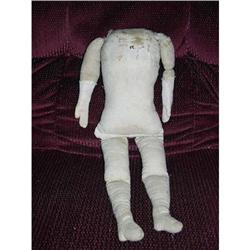 "19.5"" Old Cloth Body For China Head #2385065"