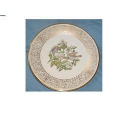 Lenox Boehm Wood Thrush  Plate #2385472