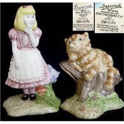 Beswick - Figurines- Alice and the Cheshire #2385541