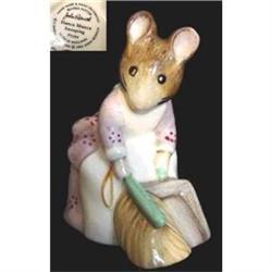 Beswick - Beatrix Potter's Hunca Munca #2385543