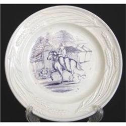 Edge Malkin Childrens Plate (c1880) #2385566