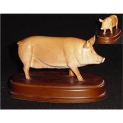 Royal Doulton Figurine - Tamworth Pig  #2385573
