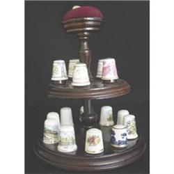Wooden Thimble House #2385579