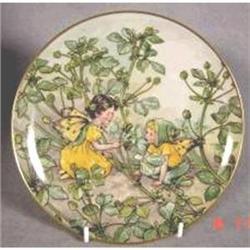 Villeroy & Boch Flower Fairy Plate  #2385582