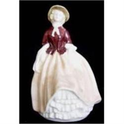Wade Small Figurine Of A Lady Amanda  #2385588
