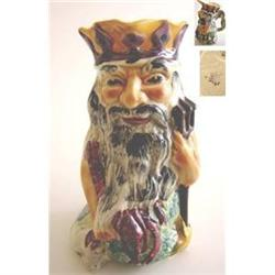 Shorter Ware Toby Jug Father Neptune #2385609