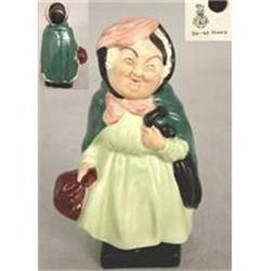 "Royal Doulton Dickens Figure ""Sairey Gump"" #2385617"