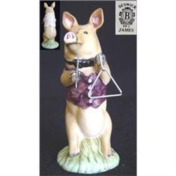 Beswick  Model of Tamworth Pig #2385618
