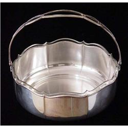 WMF Plated Glass-Lined Bowl / Basket #2385674