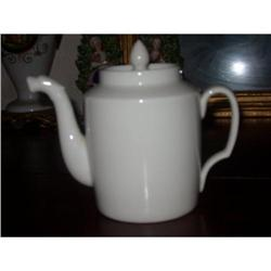 French Empire Restoration Old Paris coffee pot#2385957