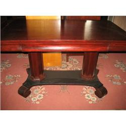 American Empire Library Table #2389608