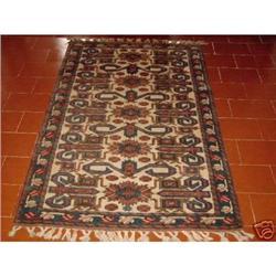 CAUCASIAN PATERN CARPET - TURKISH RUG 5.7x3.6 #2389624