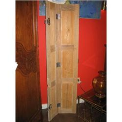 Pair of French 19th Century Interior Shutters #2389638