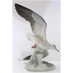 Signed ROSENTHAL Sculpture SEA GULL #2389682