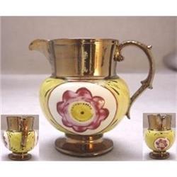 Staffordshire Pottery Small Milk  c1830 #2389971