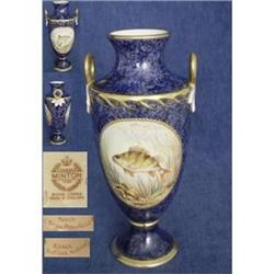 Minton Twin Handled Vase  #2389974