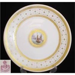 Minton Cabinet Plate  c1873 #2389975