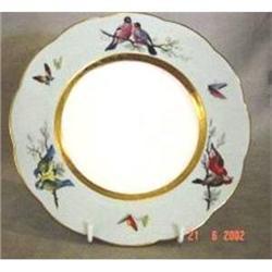 Minton Cabinet Plate  #2389979