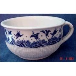 Minton Victorian Chamber Pot (C1880) #2389980