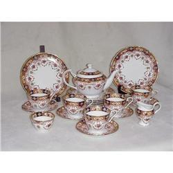 Bone China Tea Set Sku1465 #2390338