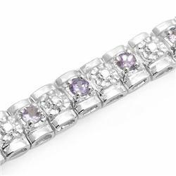 Wonderful Bracelet With 1.32ctw Diamonds #2390341