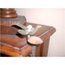 Early American Brass Sewing Bird #2390355