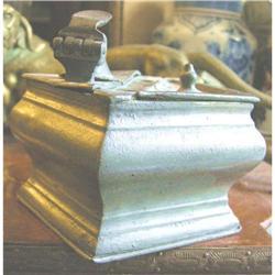 17th Century English Pewter Inkstand #2390361