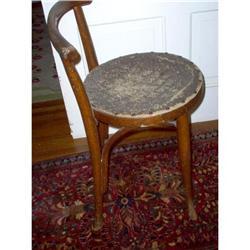 Thonet high chair #2390374