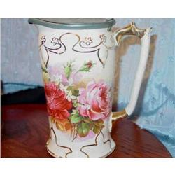 Wonderful 1800's Victorian Syrup/Water  Pitcher#2390377