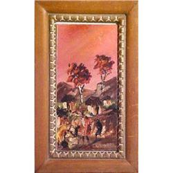 Haitian Painting by  Charles Obas #2390378