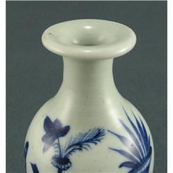 Antique Chinese Blue White vase #2390387