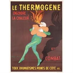 Le Thermogene (small) by Cappiello #2390440