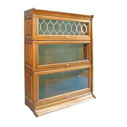 3 SECTION STACKING BOOKCASE reproduction #2390441