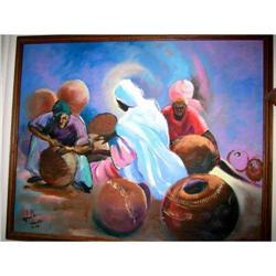 Pottery Maker  in Nigeria Chinedu Agbodike #2390462