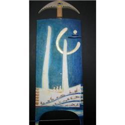Chad artist Abdelkader Badoui 1997 #2390465