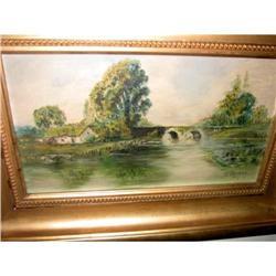 Impressionist signed  Dodson 1907 #2390470