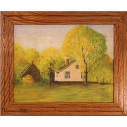 Farmhouse, Glengarry County, Ontario  by B. #2353689