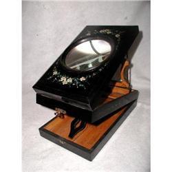 Tole Adjustable Magnifier England C.1840-50 #2353741