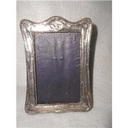 Sterling Silver Frame 19th Century England #2353748