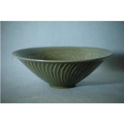 Chinese Song-Style Celadon Bowl #2353855