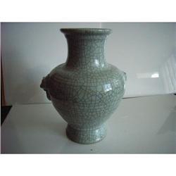 chinese porcelain vase #2353868
