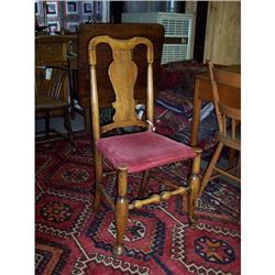 Queen Anne Chair Ca. 1710 #2353887