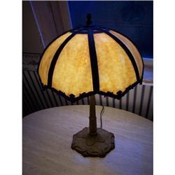Art Noveau art glass Table lamp #2353893