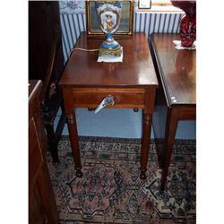 Mahogany Work Table #2353904
