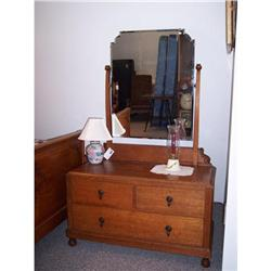 Oak Princess Dresser #2353907