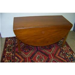 American Fedreral Drop-Leaf Table Ca. 1820 #2353919